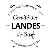 Surfing Landes